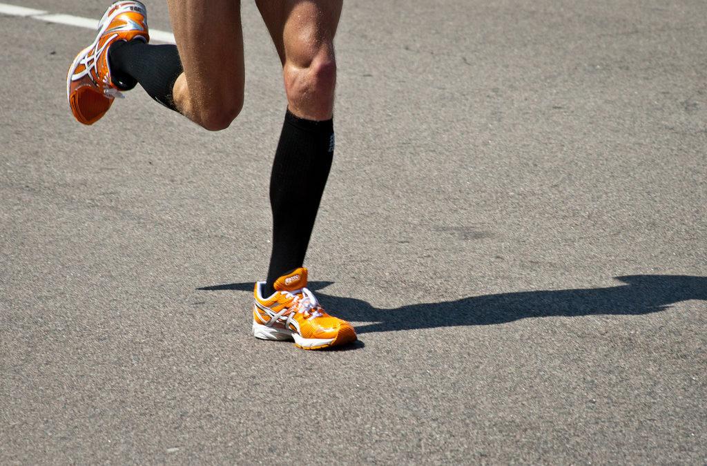 Löpskolning och rätt hållning