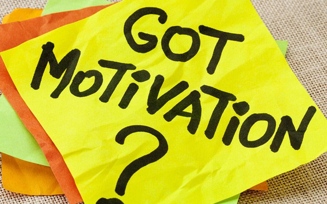 Hur motiverar vi oss att göra saker vi är rädda för?