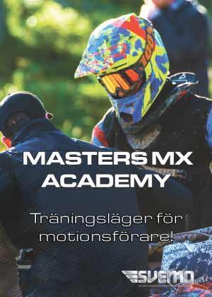 Master MX Academy Helsingborg